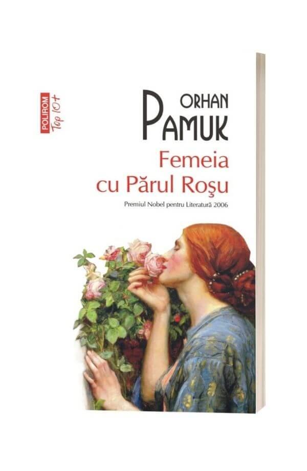 Femeia cu Părul Roșu - Orhan  Pamuk