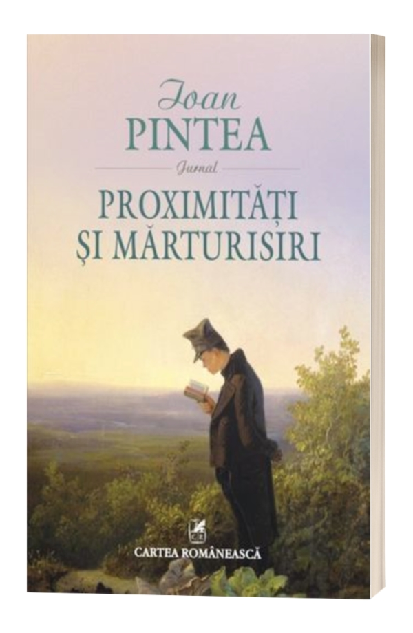 Proximitati si marturisiri - Ioan Pintea