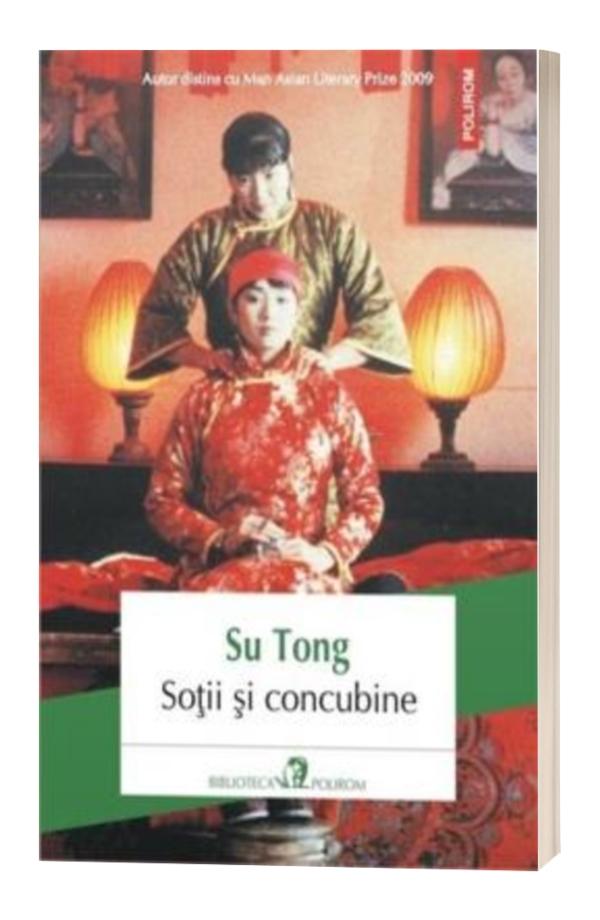 Sotii si concubine - Tong Su