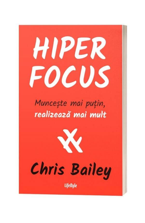 Hiperfocus - Chris Bailey