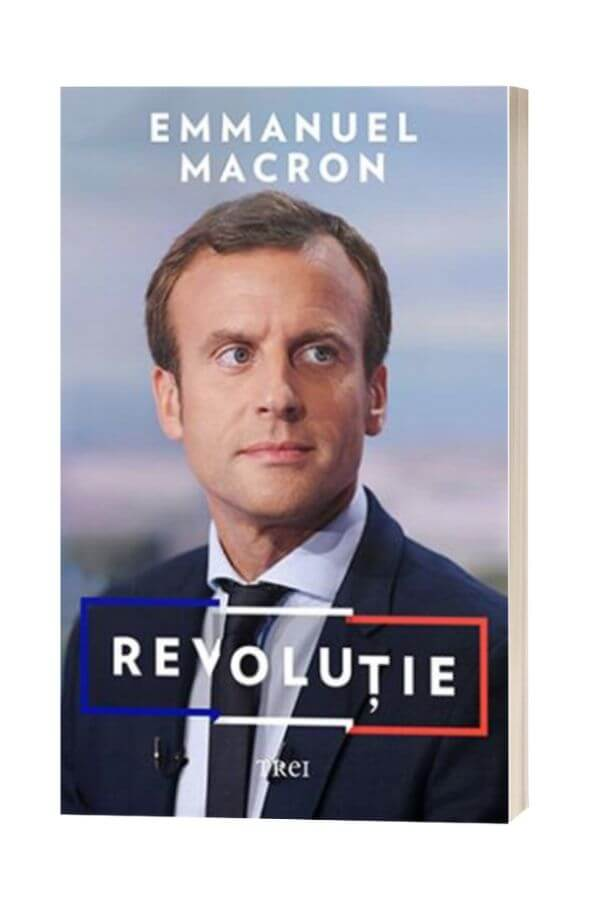 Revolutie - Emmanuel Macron